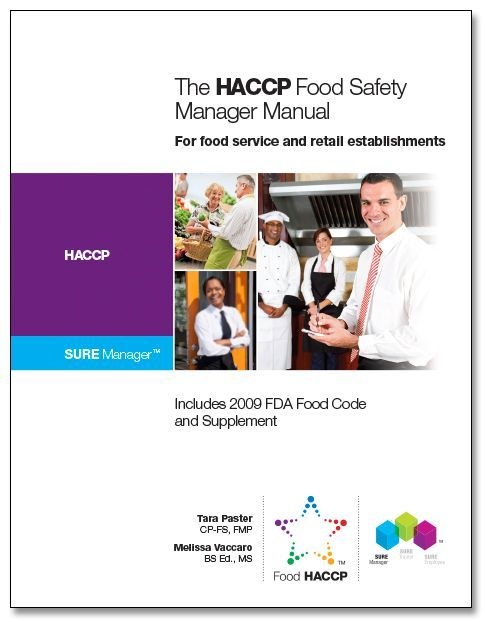 HACCP Food Safety Manager Manual