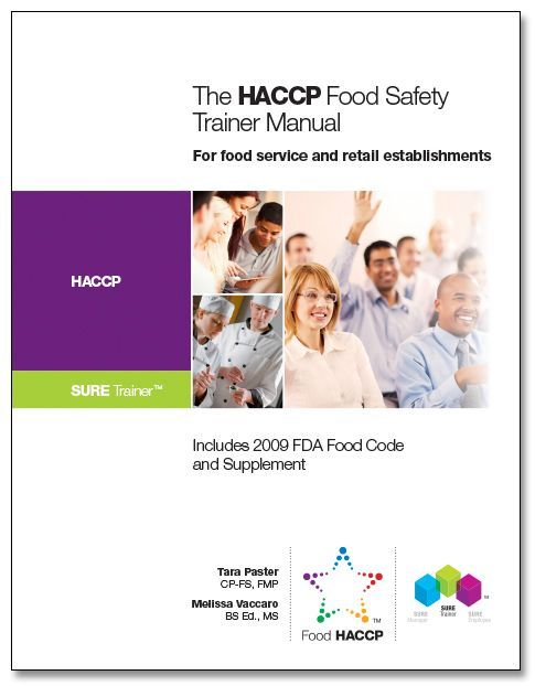 HACCP Food Safety Trainer Manual